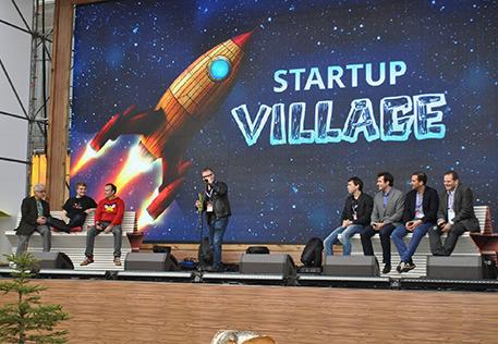 Skolkovo Startup Village 2014 , фото 3